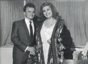 Biserka cvejic sa suprugom Duskom