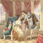 Mocart, Figarova ženidba 19. vek