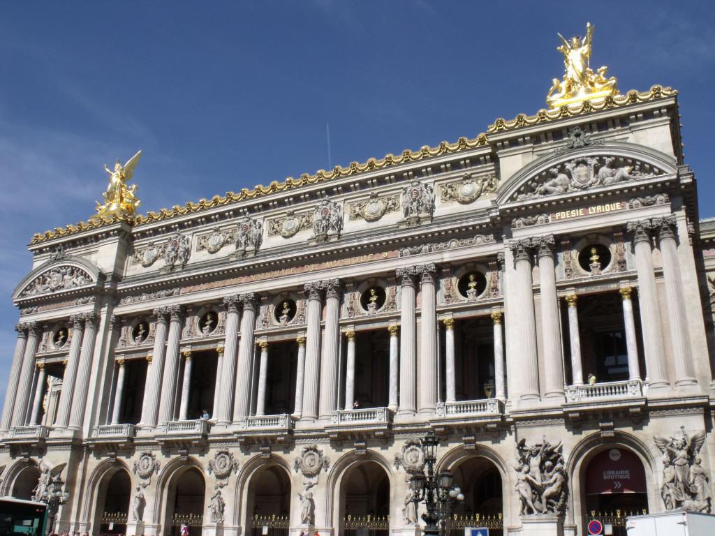 Pariz, Opera, autor Šarl Garnije, foto P. Tišma