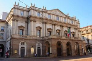 Milano, opera Skala