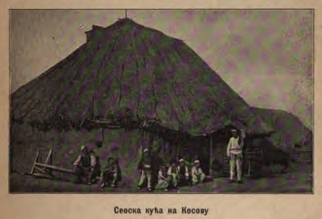 branislav nusic, fotografije sa kosova