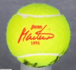 Potpis Martine Navratilove