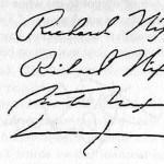 Niksonov potpis