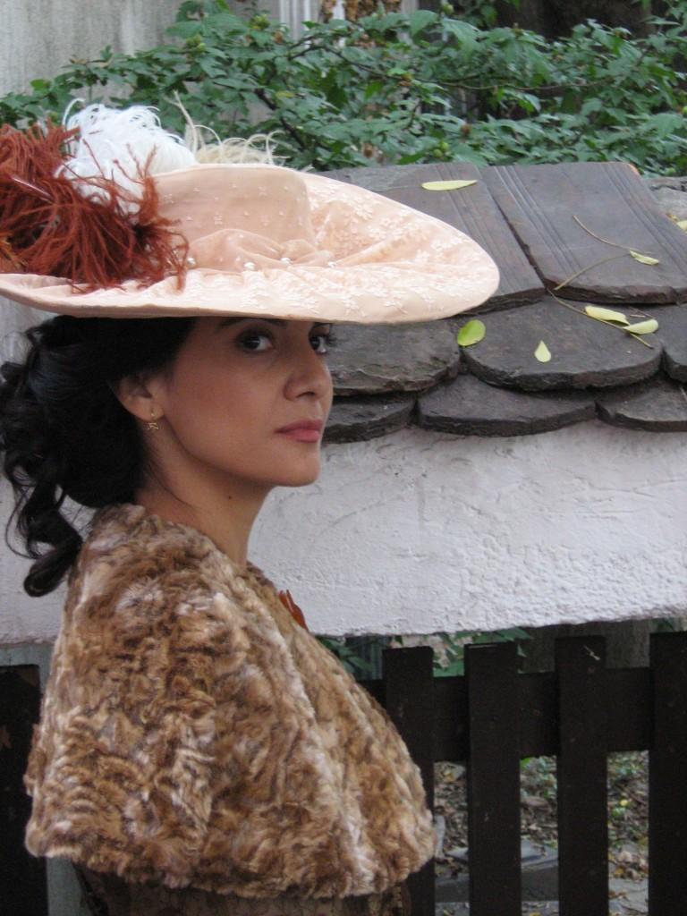 Vjera Mujovic kao Olga Jancevecka