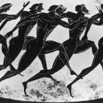 Grcka olimpijada, antika