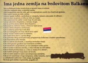 Ima jedna zemlja na Balkanu