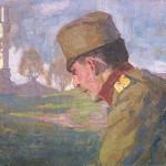 Nastasijevic, portret Milosa Golubovica