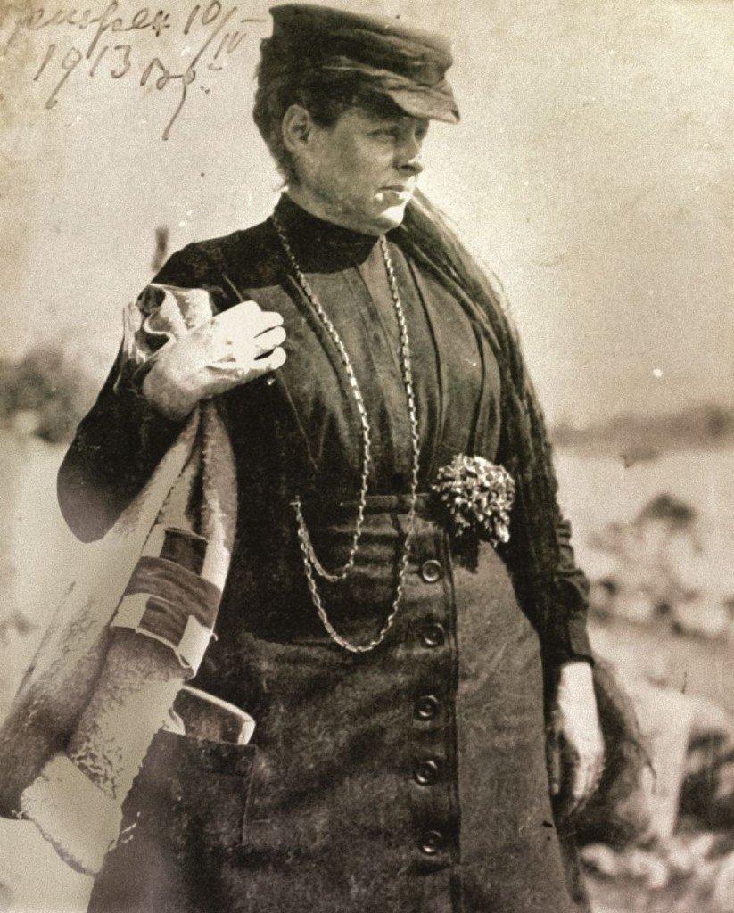 Nadezda Petrovic kao bolnicarka