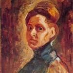 NAdezda Petrovic, Autoportret