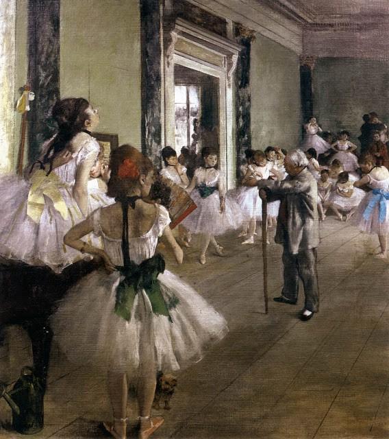 Edgar Dega, Čas plesa, Orsej