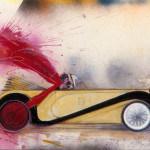Isidora Dankan, Bugatti