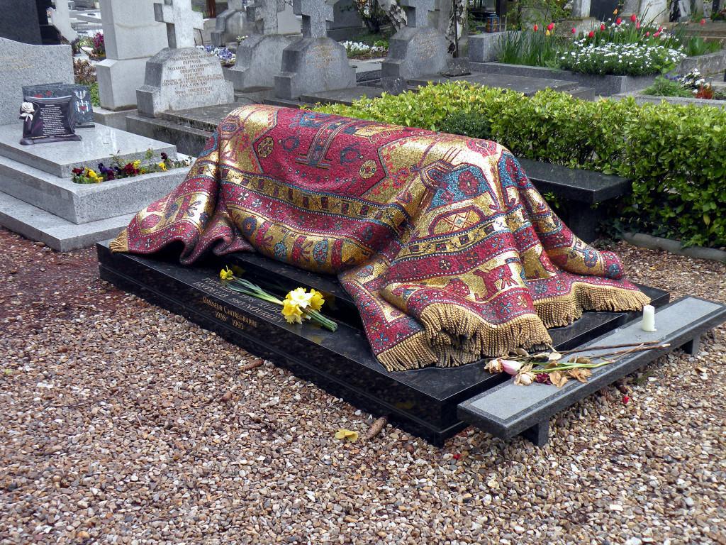 Grob Nurejeva