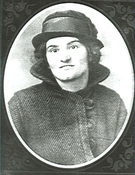 Portret Mage Magazinović