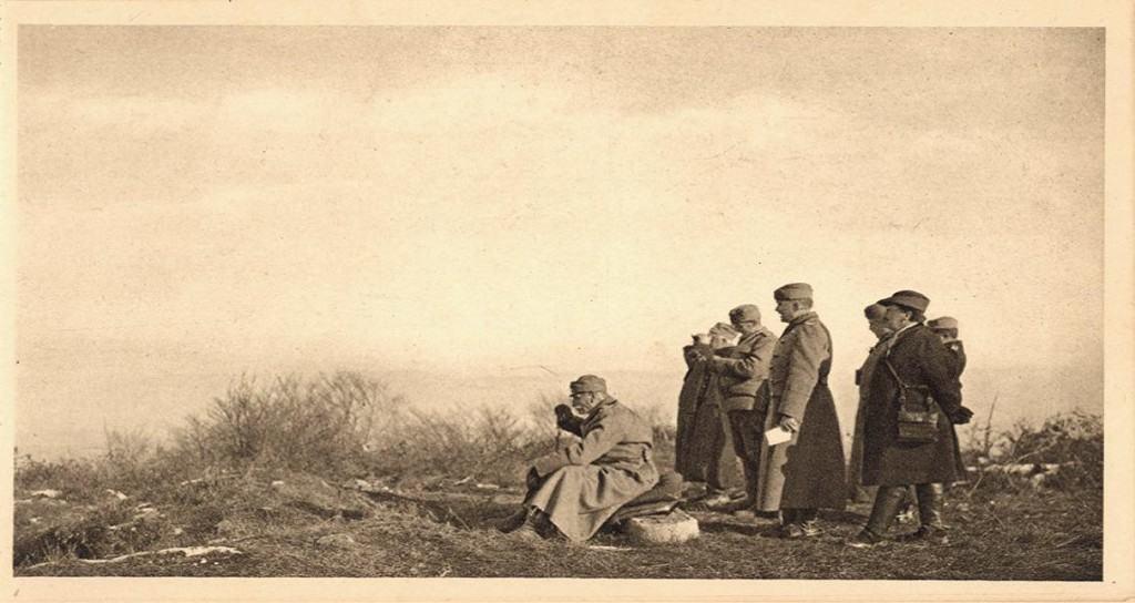 Samson ČErnov, fotografija Kralja Petra