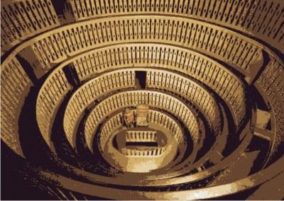 Amfiteatar na Univerzitetu u Padovi