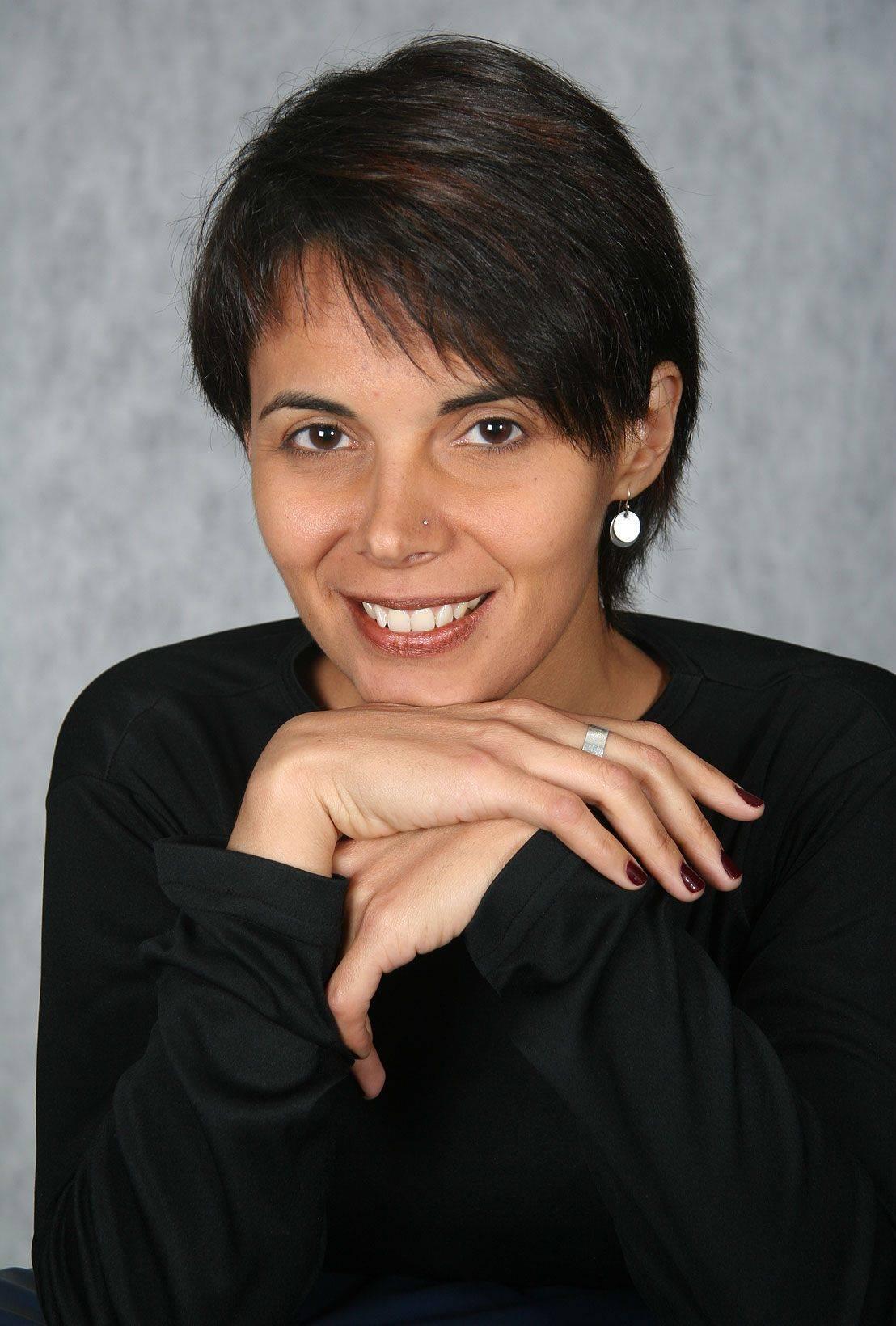 Adriana Lizboa, foto Carlos Luz