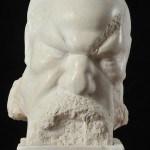 Monumentalna tišina Karavelićevih skulptura, u Holu RTS-a