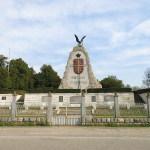Tekeris, Cerska bitka, spomenik
