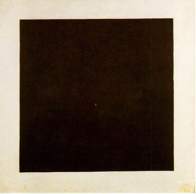 Crni kvadrat, Maljevic