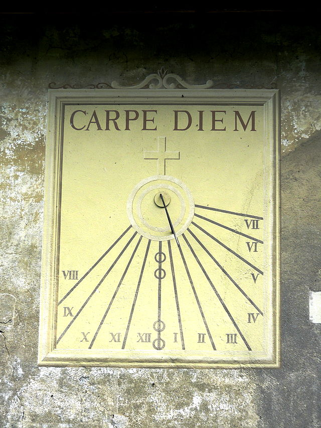 Carpe Diem, foto: aewold from Denver, via Flickr