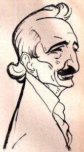 Nusic, karikatura, Marko Murat