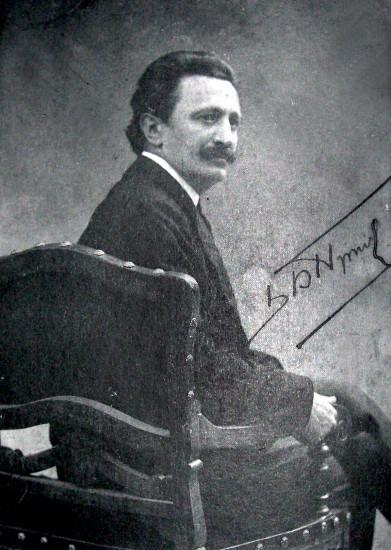 Nušić na fotografiji Milana JOvanovića