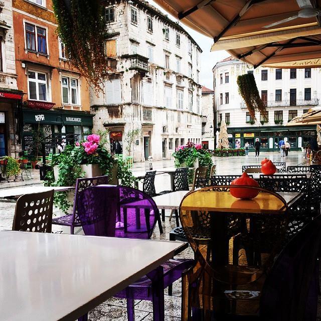 Split, Riva