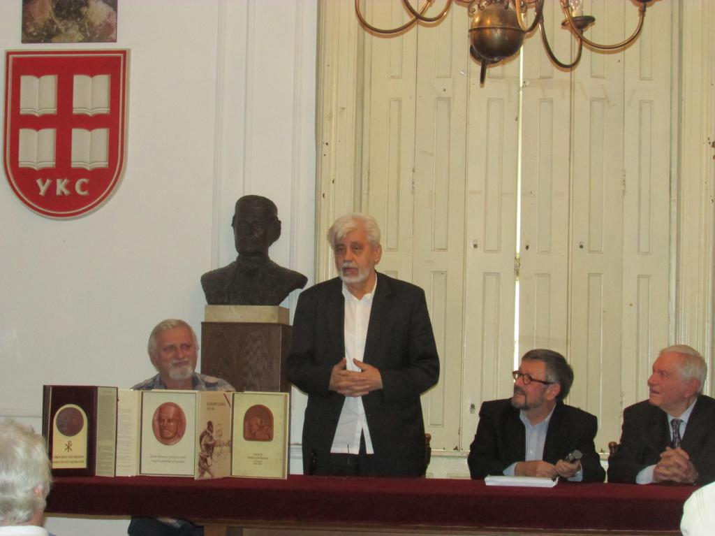 Milovan Vitezović, Mirko Mrkić i dr Ratko Božović