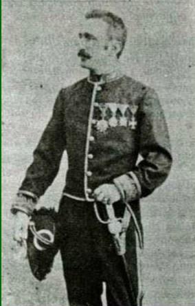 Branislav Nušić kao konzul