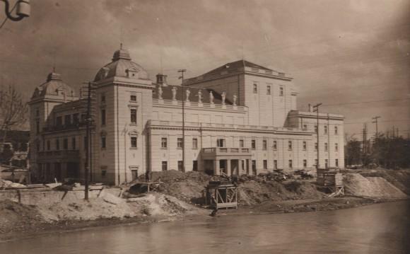 Narodno pozorište u Skoplju, 1913.