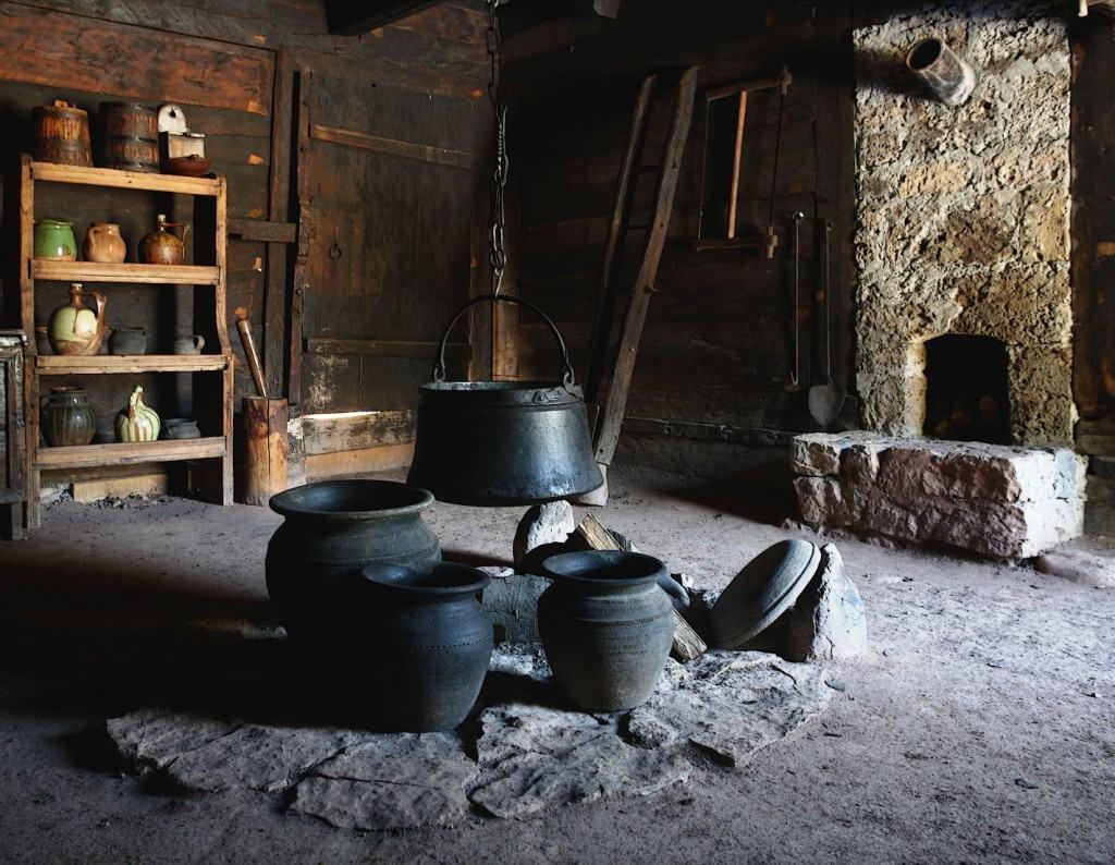 ognjiste, Staro Sirogojno, D. BOsnic