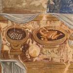 Manasija, Parabola o bogatasu i ubogom lazaru