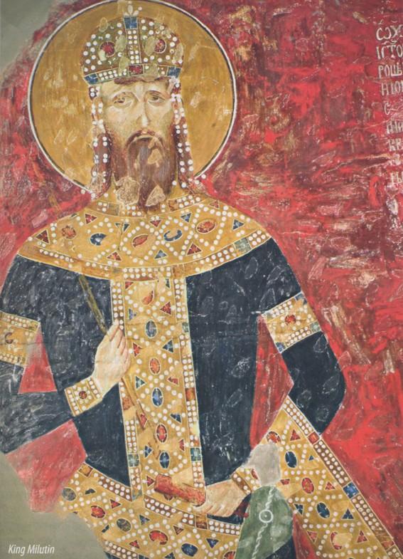 [Слика: Kralj-Milutin-Nemanjic-u-crnom-sakosu-Bo...4.-vek.jpg]