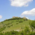 Novo Brdo, ruševine srednjovekovnog grada