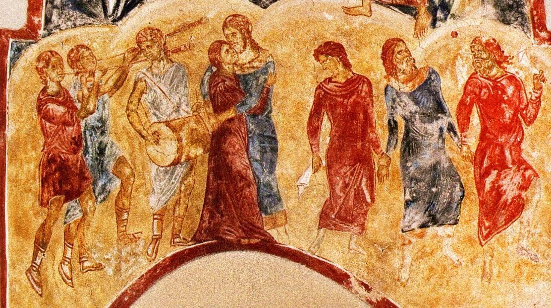 Dečani, Kainov porod, blagosiljanje sita