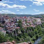 Veliko Trnovo (Tarnovo), Bugarska, foto Nikola Gruev, via Wikipedia