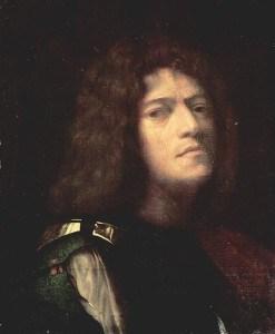 Đorđone (Giorgione) - Autoportret kao David, Hercog Anton Ulrih Muzej, Nemačka