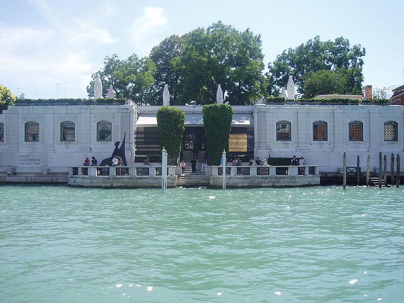 Muzej Gugenhajm, Venecija - foto arhiva Guggenheim venice