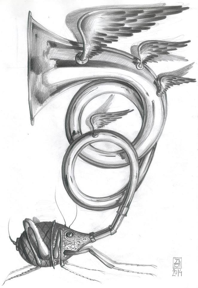 Ilustracija: Dragan Jovanović