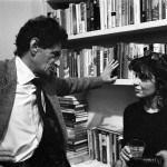 Jerzy Kosiński and Isabel Bau Madden, photo © Czeslaw Czaplinski