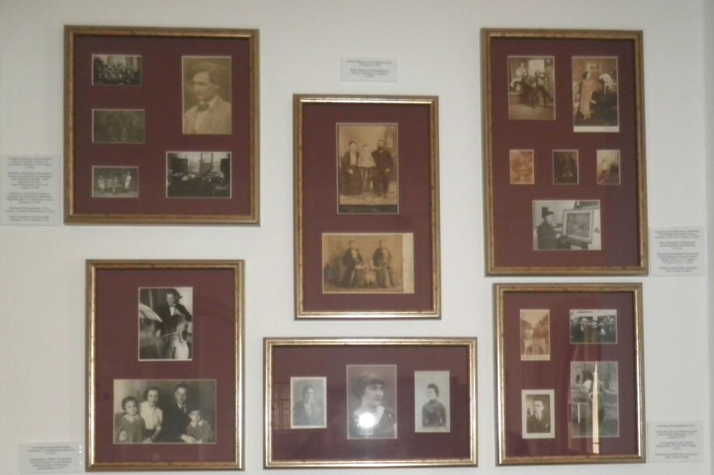 Legat braće Nastasijević u Gornjem Milanovcu - porodične fotografije, foto © P. Tišma