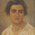 NAstasijevic, portret sestre Darinke