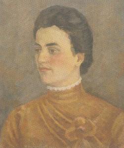 Portret sestre Natalije, Nastasijevic