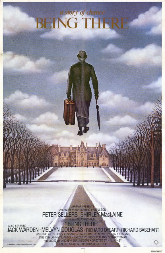Poster of film Being There ( from Wikipedia)