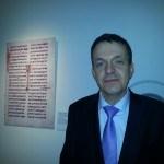 Anton Lihomanov, direktor biblioteke u Sankt Peterburgu u poseti Beogradu