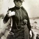 Bolničarka Nadezda Petrovic, Prizren 1913