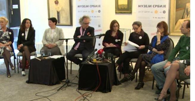 Muzeji Srbije 10 dana od 10 do 10, sa konferencije za štampu
