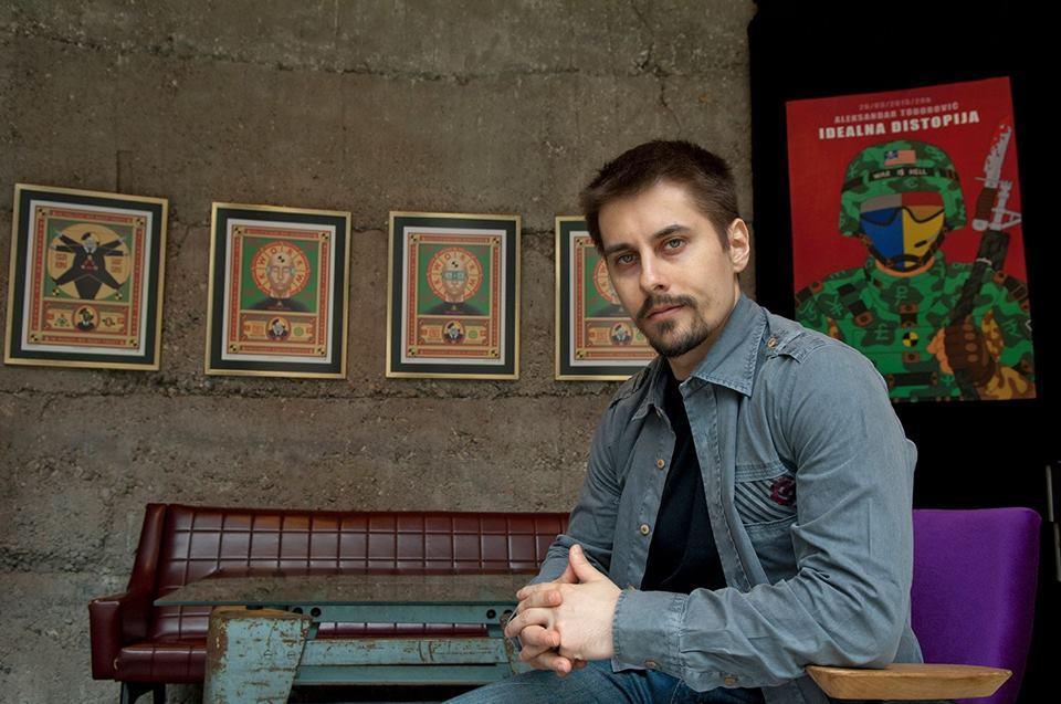 Aleksandar Todorović, foto: arhiva A. Todorović