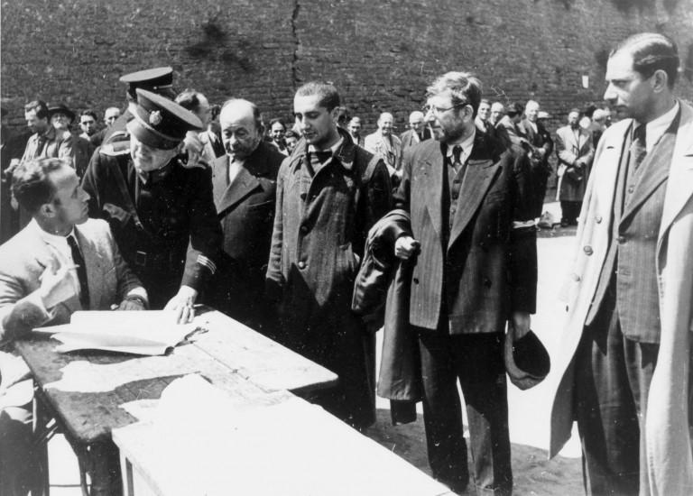 Bundes arhiv, Jevreji Kalemegdan