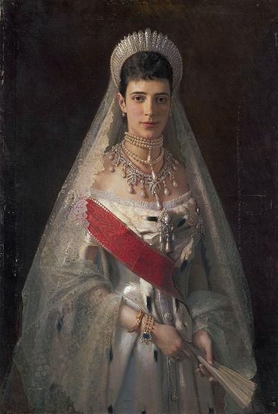 Marija Fjodorovna, Dagmar